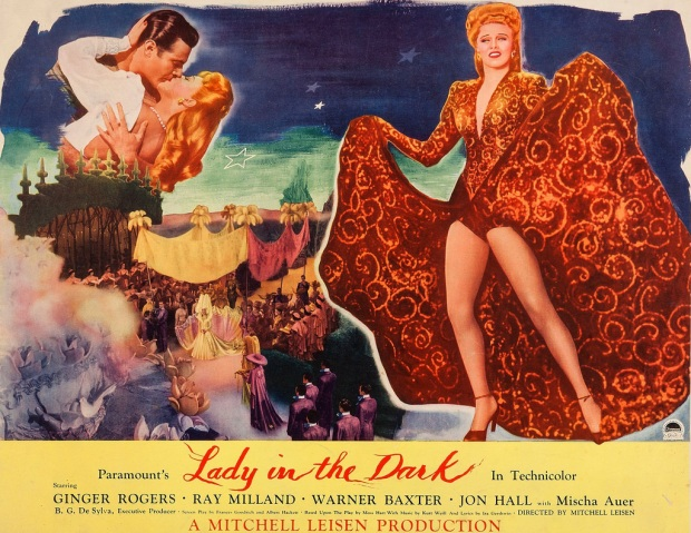 Lady in the Dark Ginger Rogers