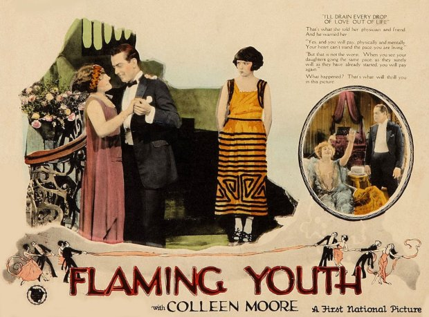 Colleen Moore 1923 Flaming Youth
