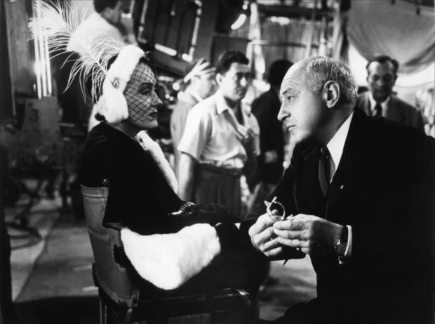 Sunset Boulvard Gloria Swanson Cecil B. DeMille