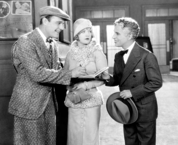 Show People Marion Davies William Haines Charlie Chaplin