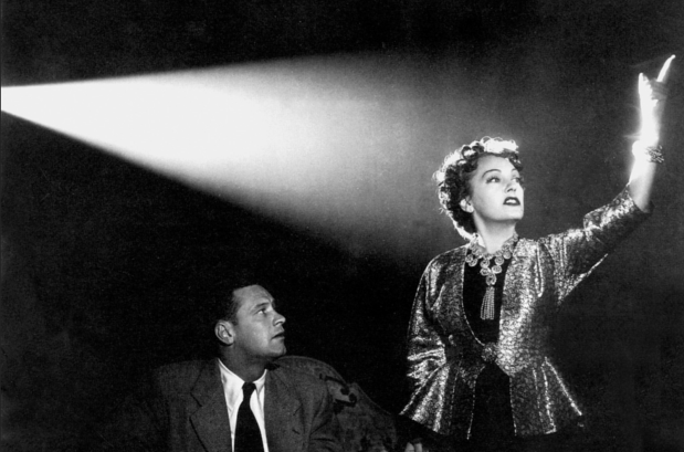 Sunset Boulevard Gloria Swanson William Holden