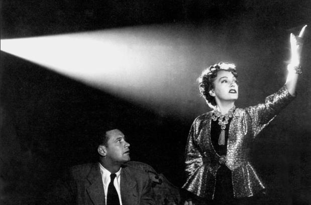 Sunset Boulevard Gloria Swanson William Holden