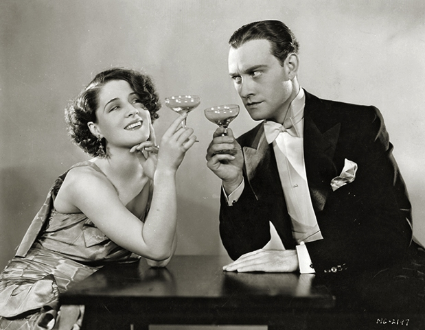 Norma Shearer Chester Morris The Divorcee