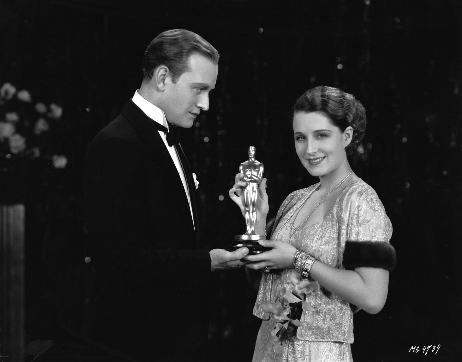 Norma Shearer Oscar