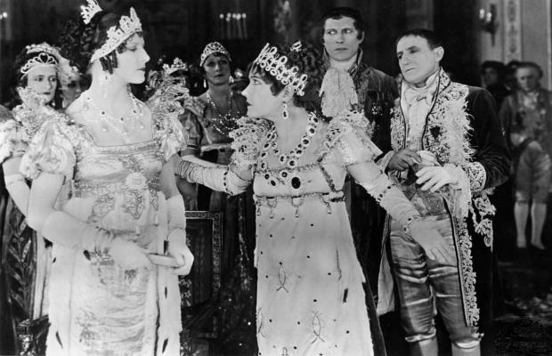 Gloria Swanson Madame Sans-Gene 1925