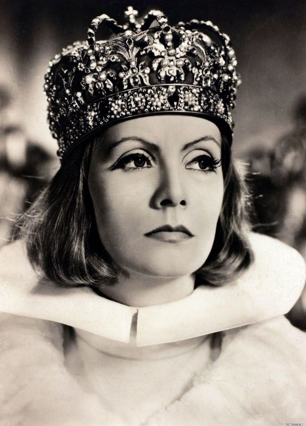 Garbo Queen Christina