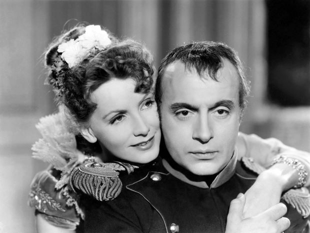 Greta Garbo Charles Boyer Conquest