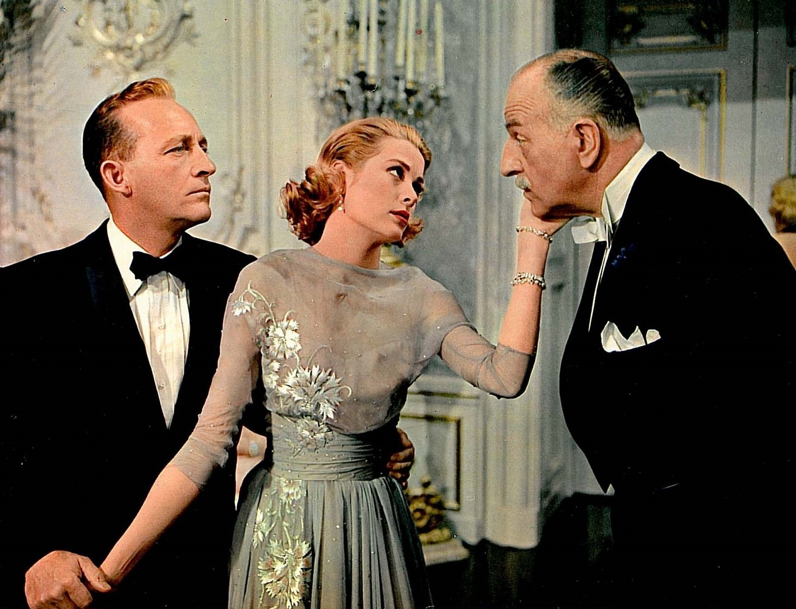 High Society Grace Kelly Bing Crosby