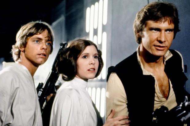 Star Wars A New Hope TCMFF