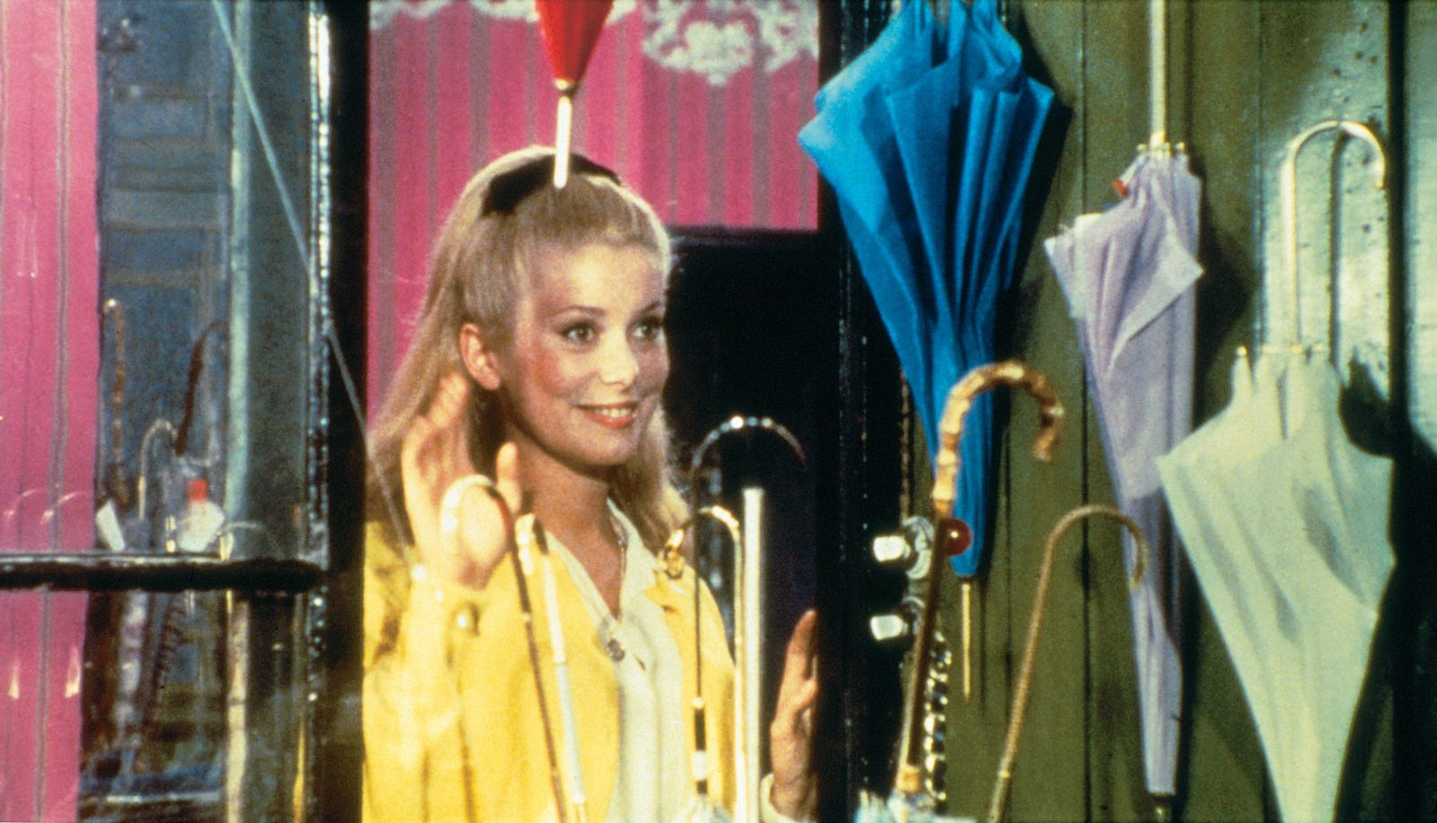 The Umbrellas of Cherbourg TCMFF 2019
