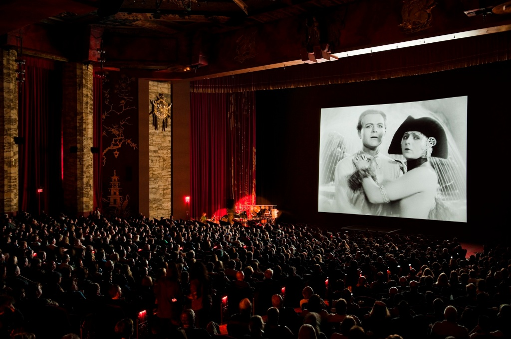 Metropolis screening at 2010 TCM Classic Film Festival