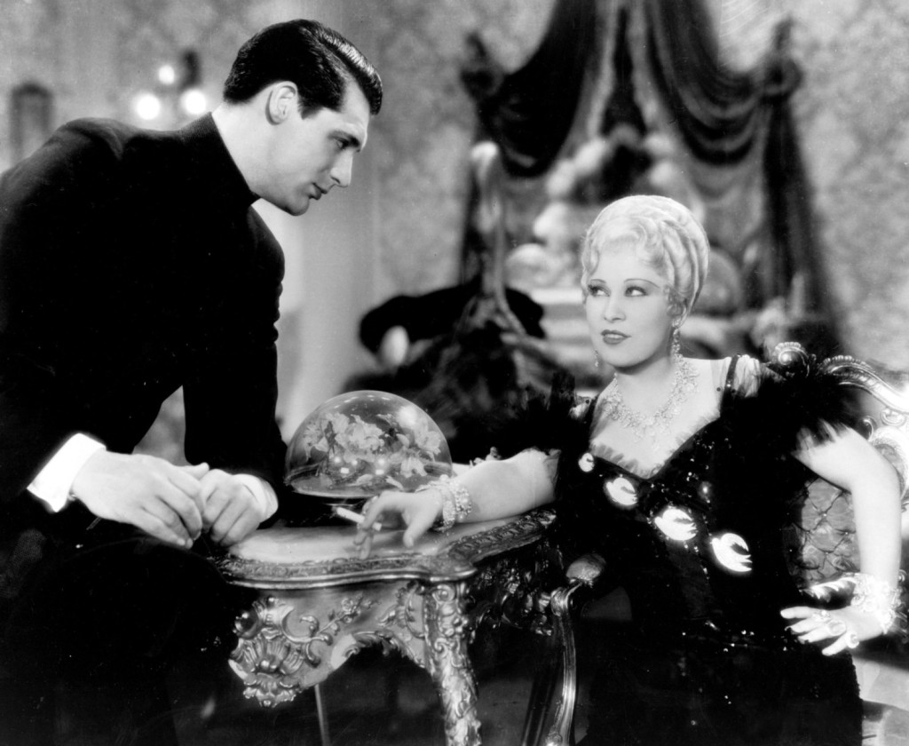 Mae West Cary Grant She Done Him Wrong