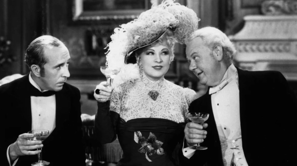Mae West Every Day's a Holiday