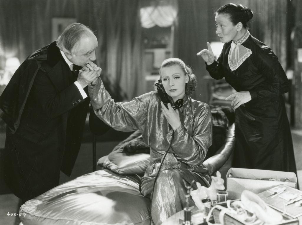 Greta Garbo in Grand Hotel.